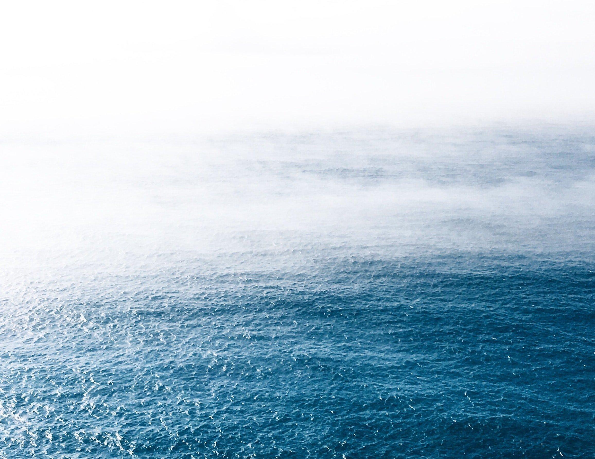 Outside: The entire dead ocean, emptying itself